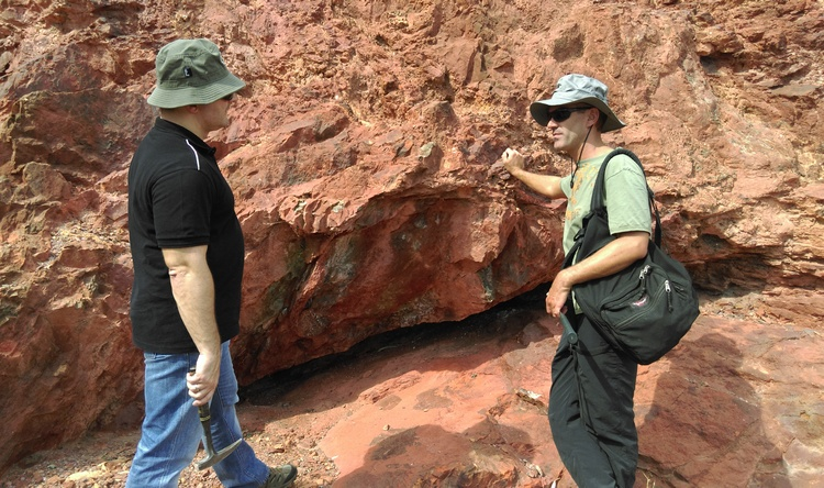 The preliminary conclusion of the visit was that the proposed launch, mining and recovery methods are suitable.