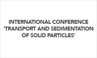 The conferences on Transport and Sedimentation of Solid Particles